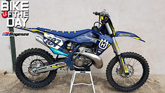 Bike Of The Day: 2019 Husqvarna TC 250