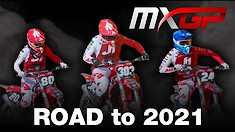 Road to 2021 MXGP: SM Action Racing Team