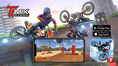 TiMX: This is Motocross Mobile Game Official Release