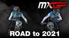 Road to 2021 MXGP: Rockstar Energy Husqvarna Factory Racing
