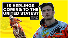 Is Herlings Coming to the United States? | @Ping