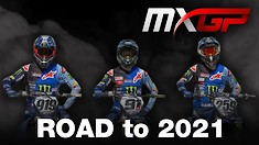 Road to 2021 MXGP: Monster Energy Yamaha Factory Team