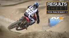 Results Sheet: Fox Raceway 1 National