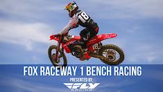 Bench Racing: Fox Raceway 1 National