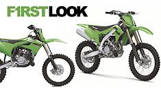 First Look: 2022 Kawasaki Motocross and Cross Country Models