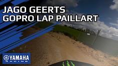 Onboard: Jago Geerts - 2021 MXGP Prep
