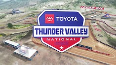Animated Track Map: Thunder Valley National