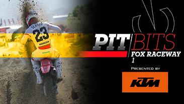 Pit Bits: Fox Raceway 1