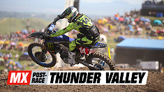 MX Post-Race: Thunder Valley