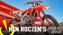 Ken Roczen's Team Honda HRC CRF450R