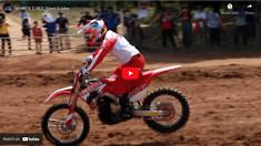 Latest Sighting and Ride of the Honda/Mugen Motocross Bike