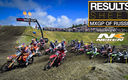 Results Sheet: MXGP of Russia