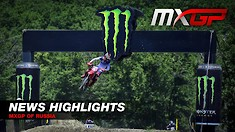 Video Highlights: MXGP of Russia