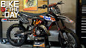 Bike Of The Day: 2013 KTM 150 SX