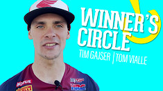 Tim Gajser and Tom Vialle | MXGP of Russia