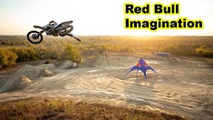Behind the Scenes Look at Cole Seely's Red Bull Imagination Run