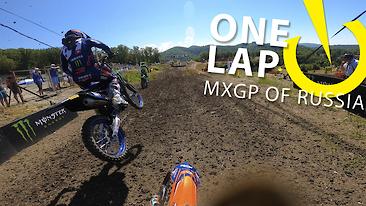 One Lap | Jordi Tixier | MXGP of Russia