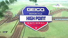 Animated Track Map: High Point National