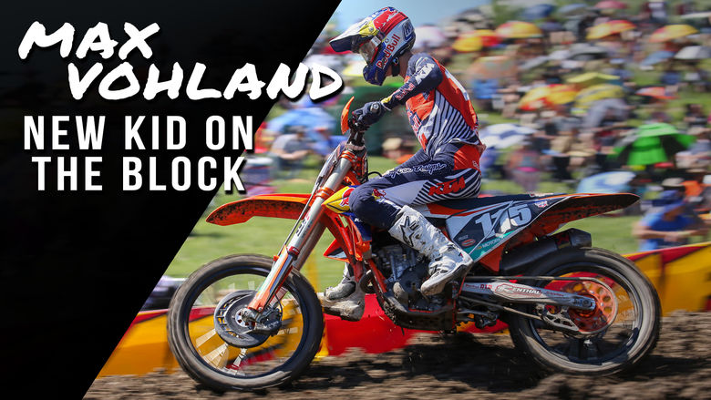 Max Vohland   New Kid on the Block