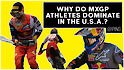 Why Do MXGP Athletes Dominate in the U.S.A.? | @Ping