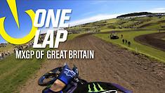 One Lap | Ben Watson | MXGP of Great Britain