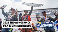 Video Highlights: Snowshoe GNCC