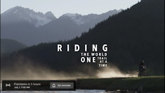 Scout: Riding The World One Trail At A Time