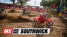 MX Post-Race: Southwick