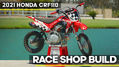 Race Shop Build: 2021 Honda CRF110