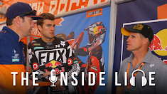 The Inside Line Podcast | The Mental Side Of Moto with Aldon Baker
