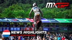 Video Highlights: MXGP of the Netherlands