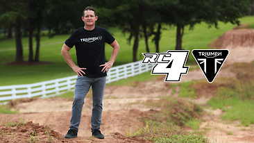 Triumph Motorcycles Entering Motocross and Off-Road Segments