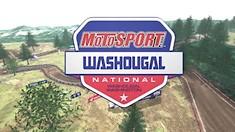 Animated Track Map: Washougal National