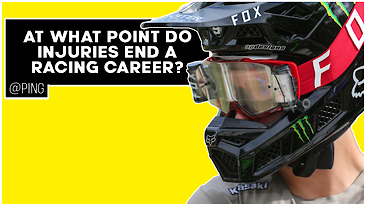 At What Point Do Injuries End a Racing Career? | @Ping