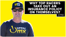 Why Racers Take Out an Insurance Policy on Themselves? | @Ping