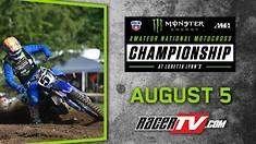 Livestream: Loretta Lynn's Amateur National Motocross Championship - Day 3