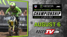 Livestream: Loretta Lynn's Amateur National Motocross Championship - Day 4