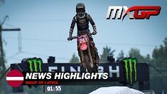 Video Highlights: MXGP of Latvia