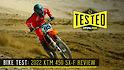 Bike Test: 2022 KTM 450 SX-F Review