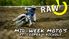RAW | Mid-Week Moto's ft. Cooper & Nichols