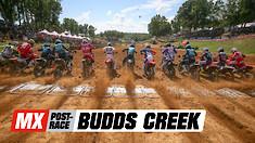 MX Post-Race: Budds Creek