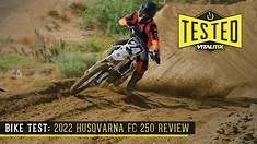 Bike Test: 2022 Husqvarna FC 250 Review