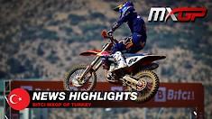 Video Highlights:  MXGP of Turkey