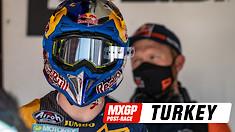 MXGP Post Race | MXGP of Turkey | Herlings & Renaux