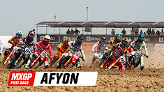 MXGP Post Race   MXGP of Afyon   Gajser & Vialle