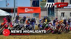 Video Highlights: MXGP of Afyon