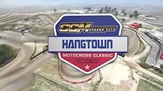 Animated Track Map: Hangtown National
