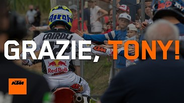 Antonio Cairoli to Retire After the 2021 MXGP World Championship