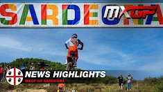Video Highlights: MXGP of Sardegna