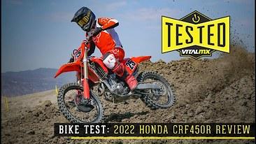 Bike Test: 2022 Honda CRF450R Review